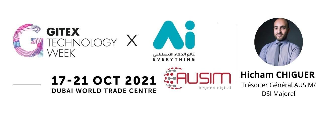 L'AUSIM présente au GITEX Dubai 2021